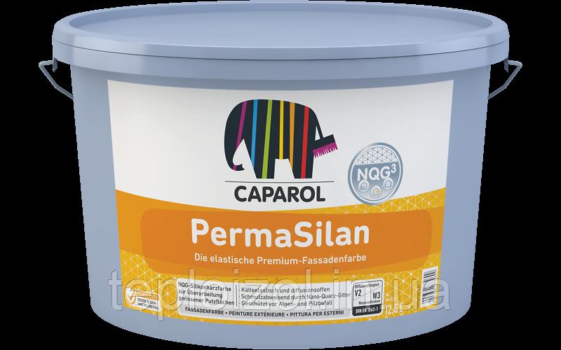 Фарба силіконова еластична Капарол CAPAROL PermaSilan B1, 10 л