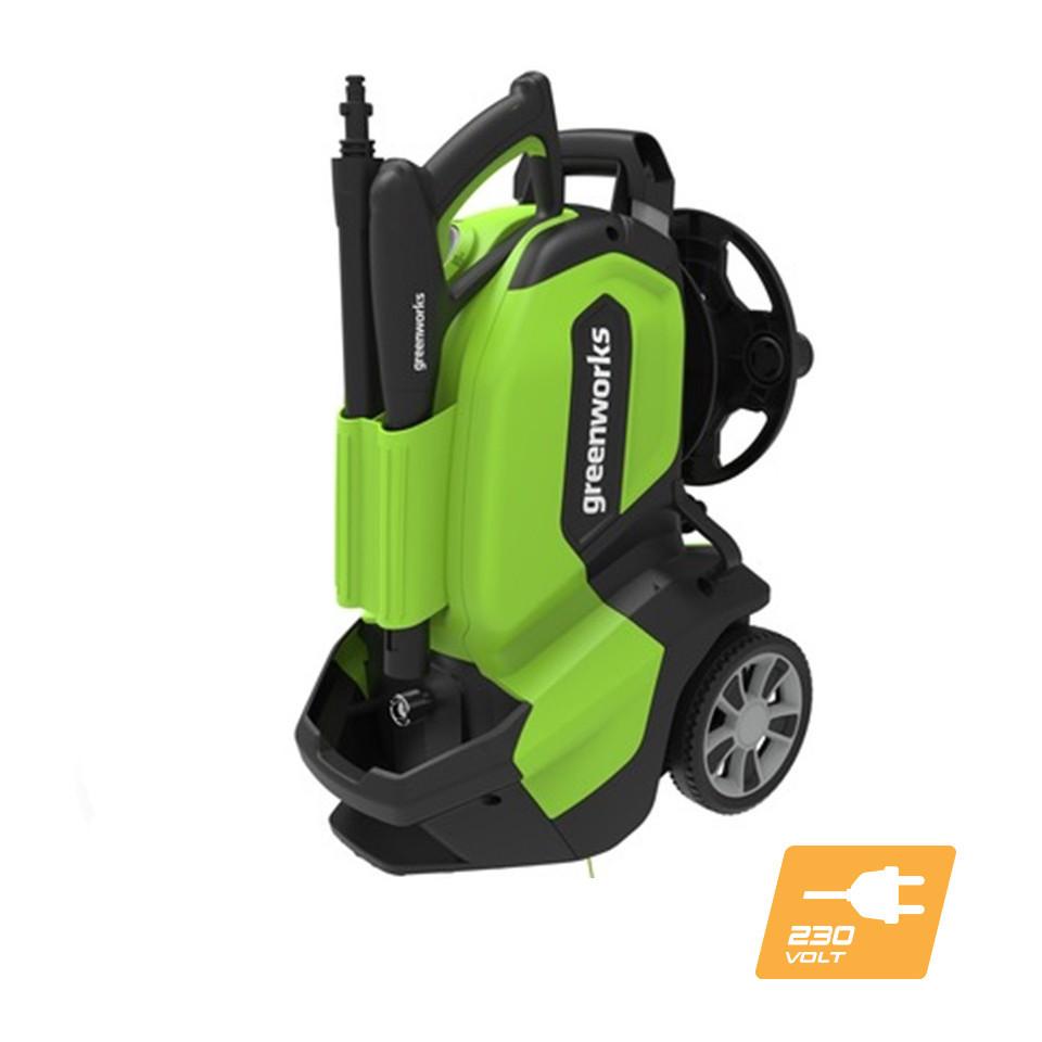 Мийка високого тиску Greenworks G40