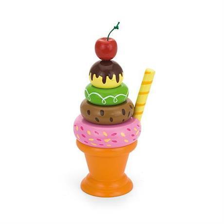 Игровой набор Viga Toys Мороженное