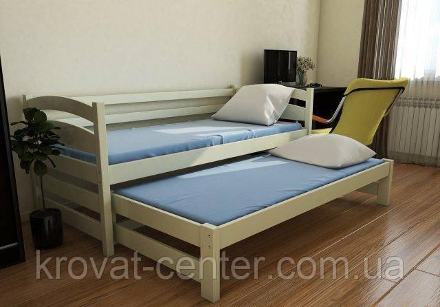 """Кровать с дополнительным спальным местом """"Марта Люкс"""""""