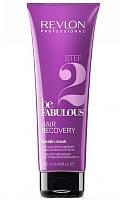Revlon be Fabulous Hair Recovery Keratin Mask Кератиновая маска 250 мл.