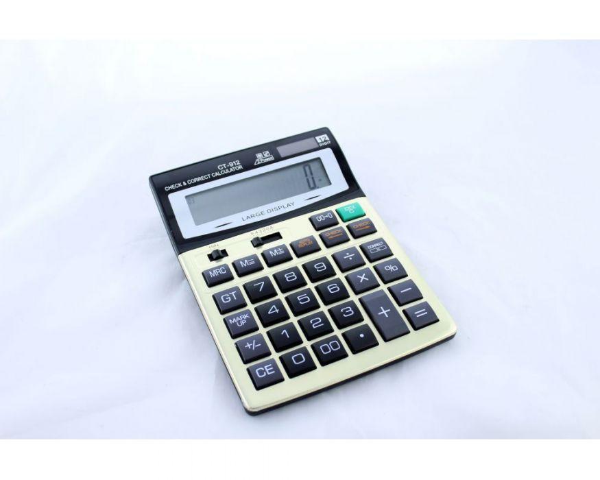 Калькулятор CF-912
