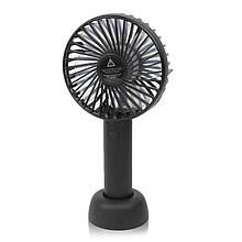 Портативний настільний вентилятор Eternal Classics чорний