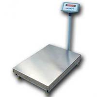 Весы товарные на одном датчике ИКС-Маркет Ягуар006W терминал Mettler Toledo