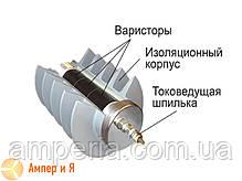 Ограничитель перенапряженния ОПНп-10/12/10/400 УХЛ1, фото 2