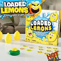 Мокрый Лимон - веселая настольная игра