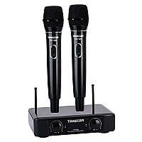 Takstar TS-7220HH - Двойная радиосистема, цвет черный