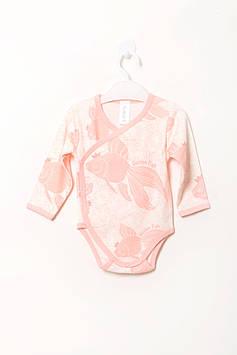 Комплект (боди 2шт.) Gulliver baby 6-9 м (11752GNC0101_Pink-Beige)