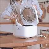 Розумна мультиварка Xiaomi Mi Induction Heating Rice Cooker 2 3 літра, фото 4