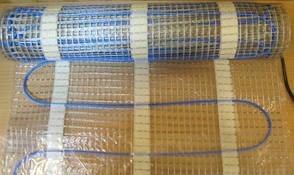 Теплый пол PROFI THERM 150/4.0 м2, нагревательный мат, фото 2