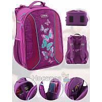 Рюкзак школьный каркасный Kite Education 703-1 Butterflies
