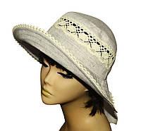 Шляпа женская Бахрама флорес