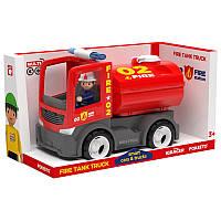 Игрушка MULTIGO Single FIRE - TANK Машина - цистерна 6409097