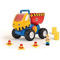 Игрушка WOW TOYS Dudley Dump Truck Самосвал Дадли 6397893