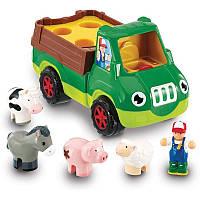 Игрушка WOW TOYS Freddie Farm Truck Грузовик Фредди 6397887