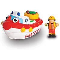 Игрушка WOW TOYS Fireboat Felix Пожарный катер Феликс (д/купания) 6397872