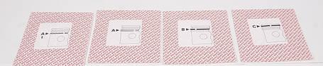 Кольца поршневые Renault Kangoo 1.6 16V 01- (79.50мм / STD) (1.5-1.5-2.5), фото 2