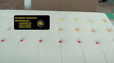 М'які узголів'я для ліжка, м'які панелі стінові панелі на замовлення, фото 3