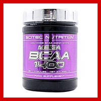 Scitec Nutrition BCAA Mega 1400 (180 капс.)
