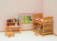 Детская спальня, Sylvanian Families