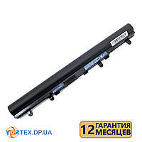 Батарея для ноутбука Acer Aspire V5-431, V5-471, V5-531, V5-571, E1-422, E1-430, E1-432, E1-470, E1-472 (AL12A32) 14.8V 2200mAh черная новая