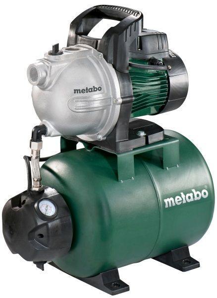METABO HWW 4000/25G Насосная станция