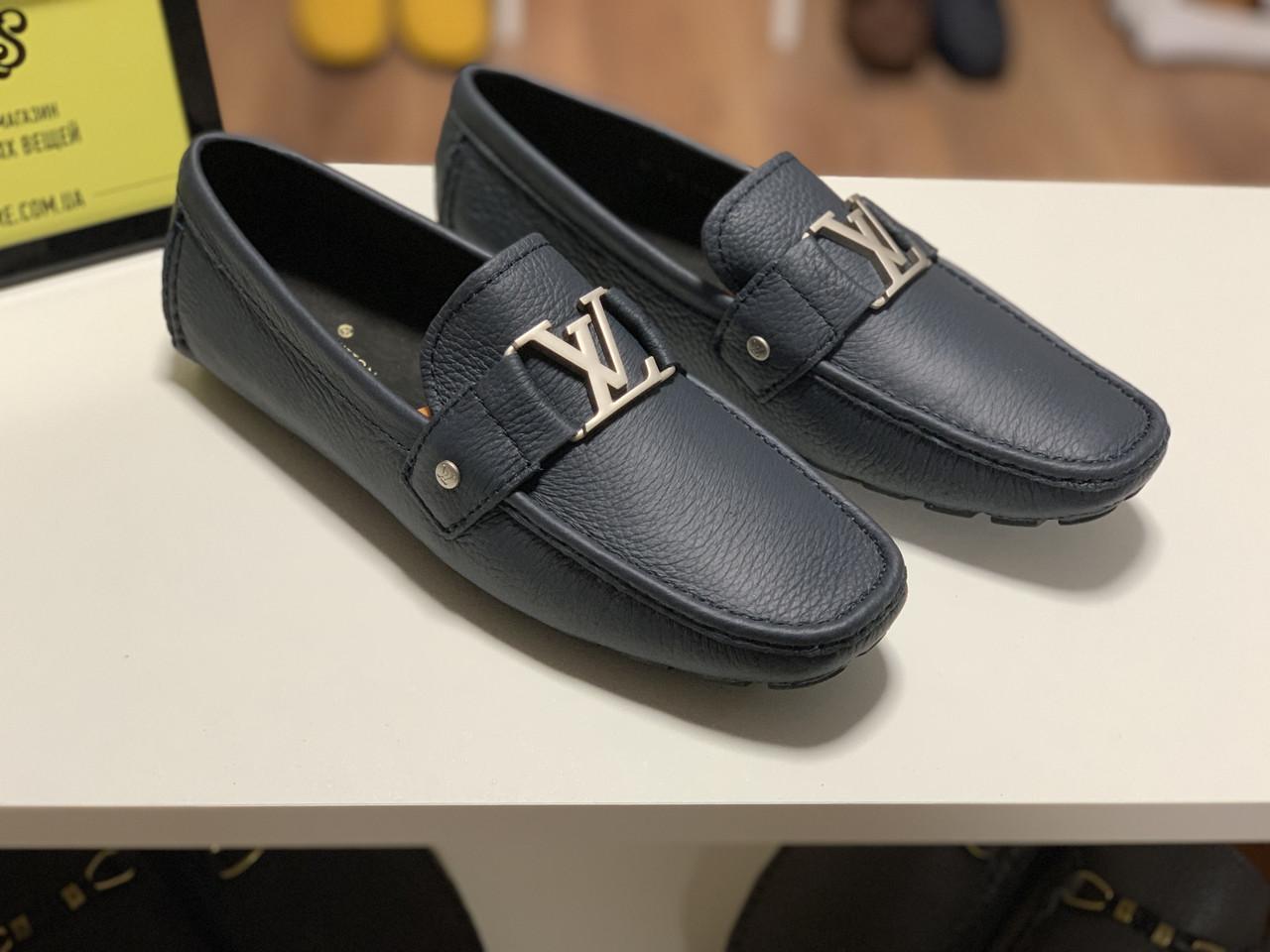 Мужские мокасины Louis Vuitton
