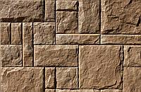 """Фасадный цокольный террасный декоративный камень """"Римский"""""""