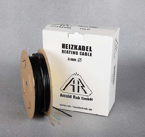 Нагревательный кабель двужильный Arnold Rak Standart 6105-15 EC