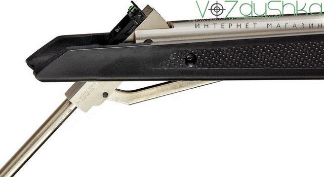винтовка beeman loinghorn silver при взведении