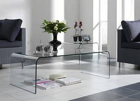 Журнальные столы стеклянные