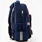 Рюкзак школьный Kite Education для мальчиков FC Barcelona 37,5x29x13 см 13 л (BC19-513S), фото 9