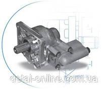Насос шестеренный НШ 32МП-0 (НШ 32 УКП-0)