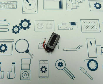 Динамик слуховой Doogee X50L (Receiver) сервисный оригинал с разборки
