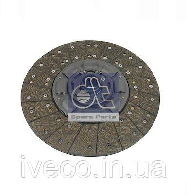 Диск сцепления SCANIA D=430mm Скания 1.13300-DT 1862 326 032