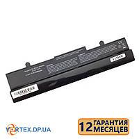 Батарея для ноутбука Asus 1001, 1005, 1101, R101 (AL31-1005) 10.8V 4400mAh черная новая