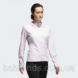 Куртка для бега adidas RESPONSE HOODED W(АРТИКУЛ:CW1684)