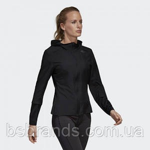 Куртка для бега adidas RESPONSE HOODED W(АРТИКУЛ:BR0715)