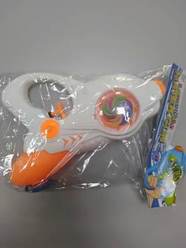 Водный пистолет детский белый