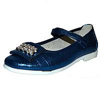 Туфли для девочки синие R525534215DB СКАЗКА