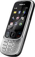 Телефон NOKIA 6303 Silver . Корпус металл!!!
