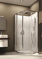 Душевая кабина полукруглая R550 Aquaform Supra Pro 90 см 100-09322
