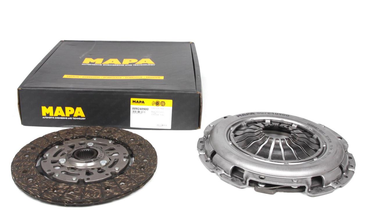 Комплект сцепления MB Vito (W638) 2.3TD (105 кВт) (d = 240 мм)