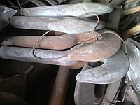 Заготовки крюков крановых №20