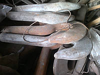 Заготовки крюков крановых №24