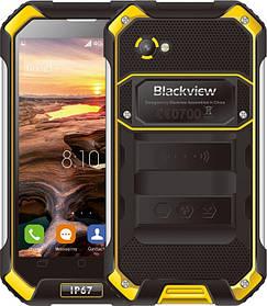 Смартфон Blackview BV6000 3/32Gb Sunshine Yellow Гарантия 3 / 12 месяцев