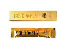 Золотая Шпанская Мушка муха Возбуждающий жидкий элексир(1 шт. в упаковке)