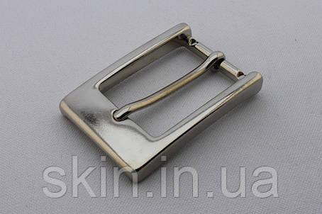 Пряжка ременная, ширина - 25 мм, цвет - никель, артикул СК 5481, фото 2