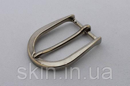 Пряжка ременная, ширина - 25 мм, цвет - никель, артикул СК 5483, фото 2