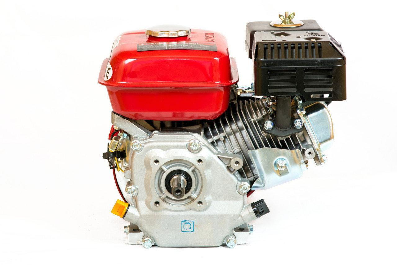 Двигательбензиновый WEIMA BT170F-S2Р (ШПОНКА, ВАЛ 20 ММ, ШКИВ НА 2 Р., 76 ММ) 7.0 Л.С.